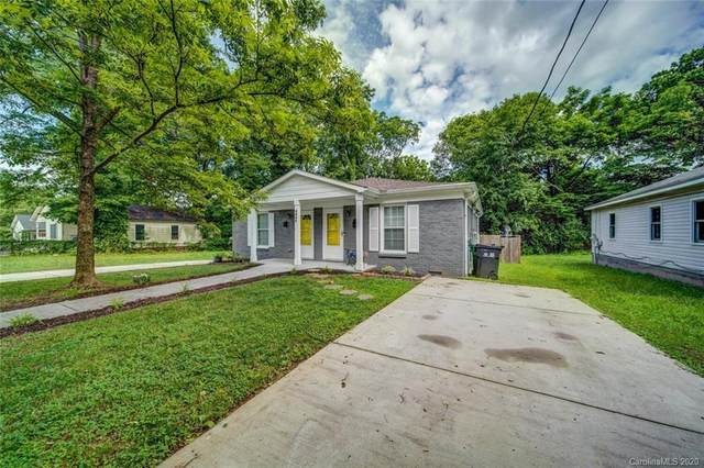 1013 Allen Street, Charlotte, NC 28205 (#3639544) :: Johnson Property Group - Keller Williams