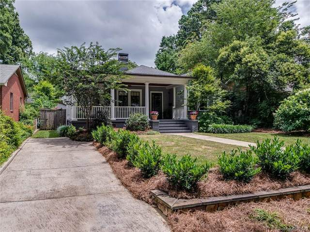 2405 E 5th Street, Charlotte, NC 28204 (#3639580) :: Zanthia Hastings Team