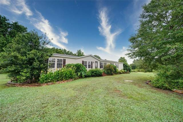 4703 Canal Road, Marshville, NC 28103 (MLS #3639587) :: RE/MAX Journey