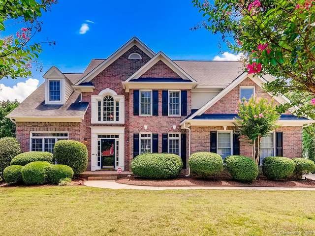 9607 St Barts Lane, Huntersville, NC 28078 (#3639594) :: Premier Realty NC