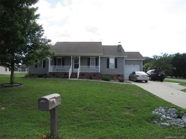 1536 Stonecroft Drive, Lincolnton, NC 28092 (#3639602) :: TeamHeidi®