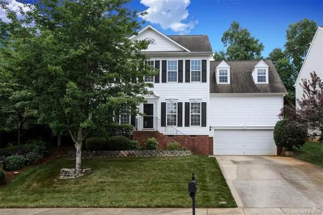 11611 Rudolph Place Drive, Pineville, NC 28134 (#3639646) :: Homes with Keeley | RE/MAX Executive