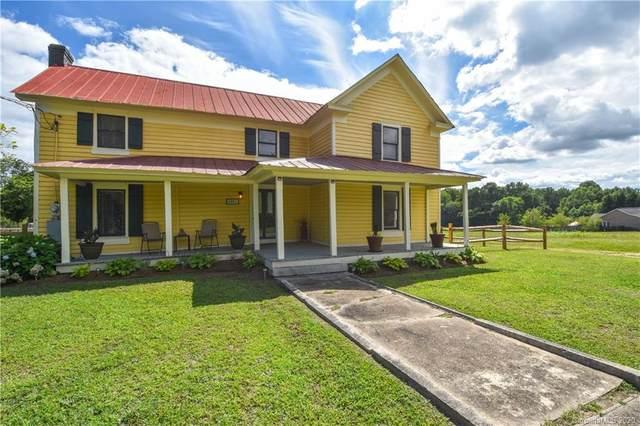 4001 Raney Street, Salisbury, NC 28146 (#3639657) :: High Performance Real Estate Advisors