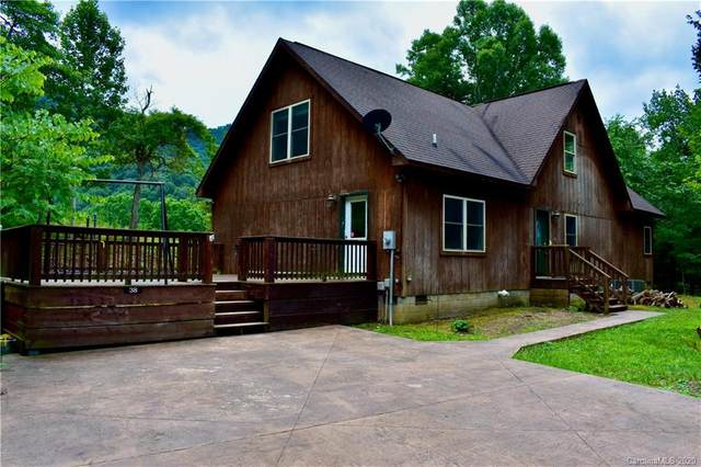 38 Little Mountain Road, Bakersville, NC 28705 (#3639676) :: Stephen Cooley Real Estate Group