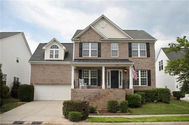 3815 Laurel Berry Lane, Huntersville, NC 28078 (#3639716) :: Robert Greene Real Estate, Inc.