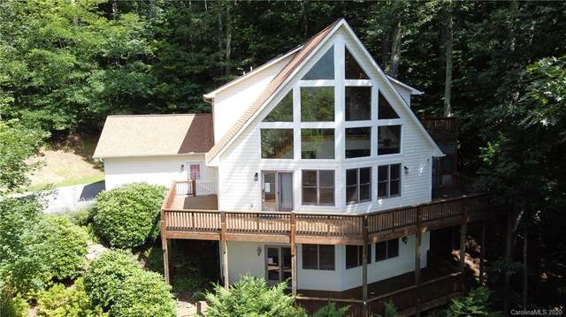 14 Shooting Star Lane, Maggie Valley, NC 28751 (#3639719) :: Rinehart Realty