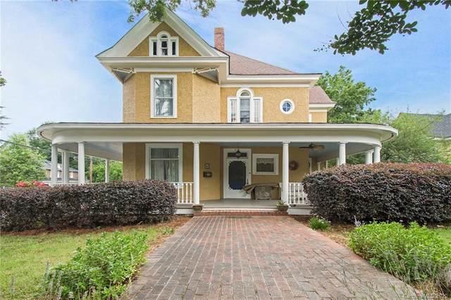 428 W Horah Street, Salisbury, NC 28144 (#3639838) :: High Performance Real Estate Advisors