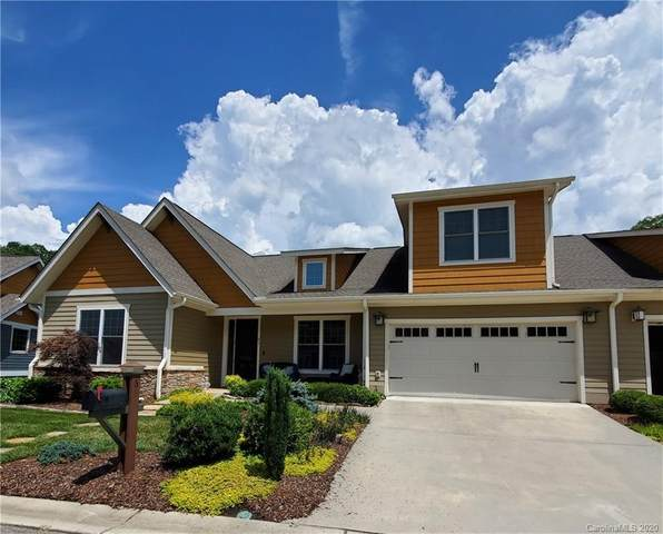 61 Creekside View Drive, Asheville, NC 28804 (#3639844) :: Keller Williams Professionals