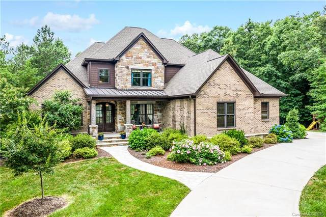 7040 Windy Ridge Drive, Iron Station, NC 28080 (#3639873) :: Premier Realty NC