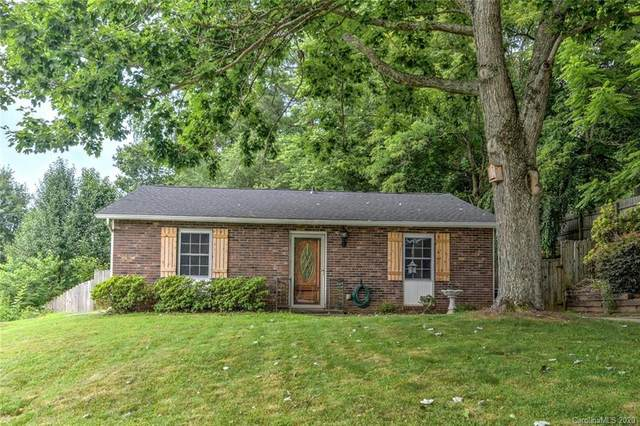 23 Mount Carmel Drive, Asheville, NC 28806 (#3639892) :: Keller Williams Professionals