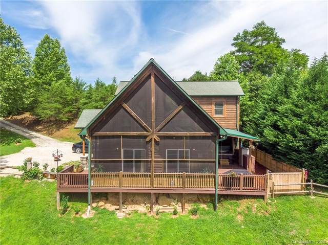 195 Grandview Mesa Road, Whittier, NC 28789 (#3639930) :: Stephen Cooley Real Estate Group