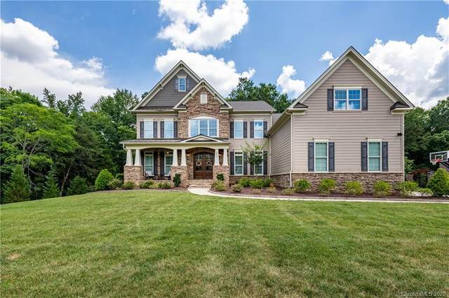 5024 Flowering Peach Road, Marvin, NC 28173 (#3639946) :: Stephen Cooley Real Estate Group