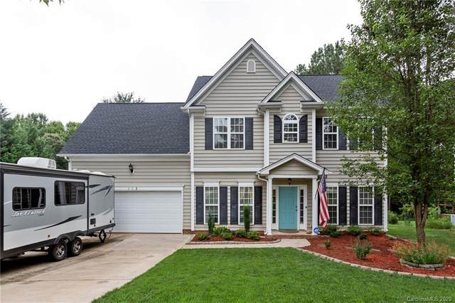 115 Painted Bunting Drive, Troutman, NC 28166 (#3639948) :: Zanthia Hastings Team