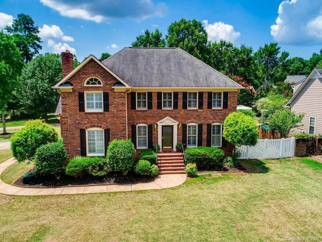 11740 Provincetowne Drive, Charlotte, NC 28277 (#3639983) :: High Performance Real Estate Advisors