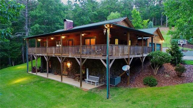5699 Nc Highway 18 South, Morganton, NC 28655 (#3640000) :: The Sarver Group