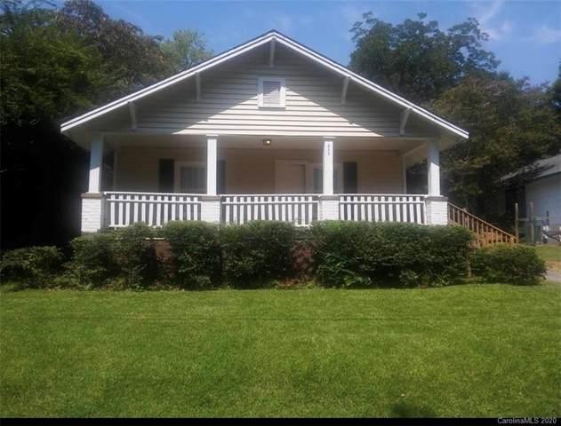 1020 Fern Avenue, Charlotte, NC 28208 (#3640003) :: Carlyle Properties