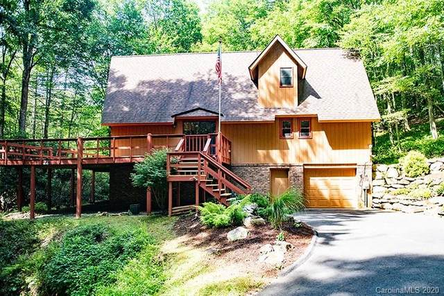 1251 Campbell Drive, Pisgah Forest, NC 28768 (#3640012) :: High Performance Real Estate Advisors