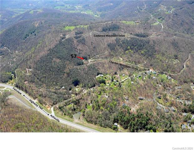 57 Chesten Mountain Drive #3C, Asheville, NC 28803 (#3640080) :: Carlyle Properties