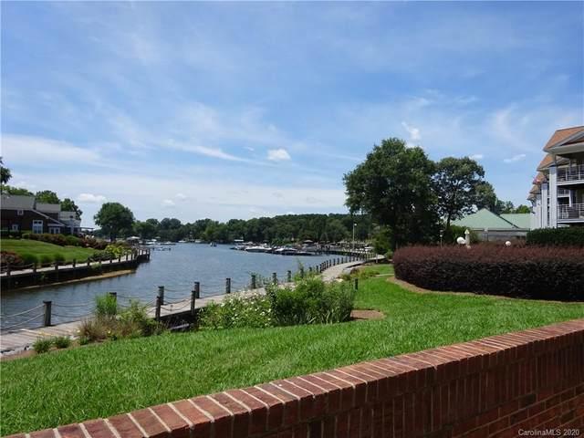 18517 Harborside Drive #13, Cornelius, NC 28031 (#3640097) :: IDEAL Realty