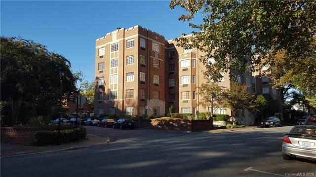 301 W 10th Street, Charlotte, NC 28202 (#3640108) :: Scarlett Property Group