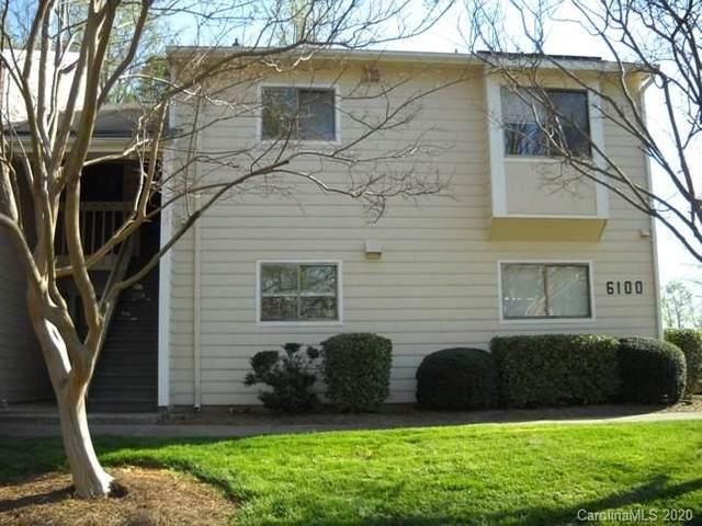 6100 Heathstone Lane H, Charlotte, NC 28210 (#3640137) :: Exit Realty Vistas