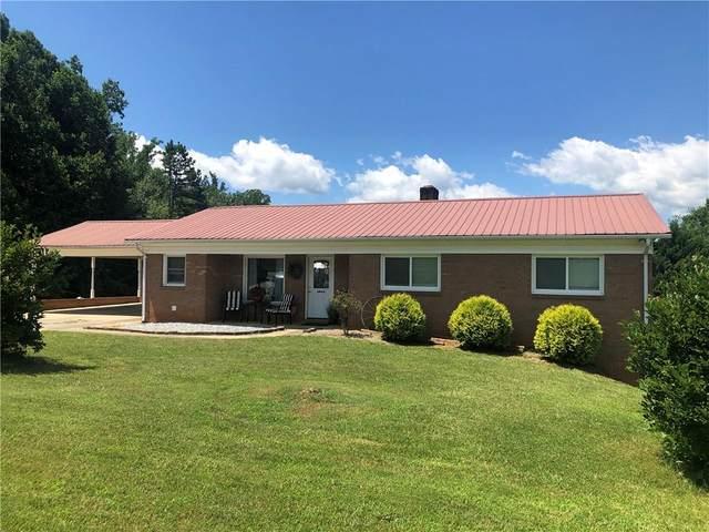 2853 Ellerwood Road, Hudson, NC 28638 (#3640166) :: Stephen Cooley Real Estate Group