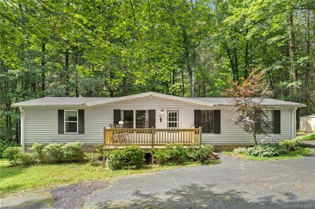 87 Middle Ridge Road, Brevard, NC 28712 (#3640264) :: Keller Williams Professionals