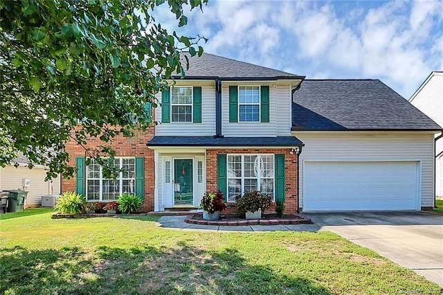 4952 Hathwyck Court, Concord, NC 28027 (#3640272) :: Carolina Real Estate Experts