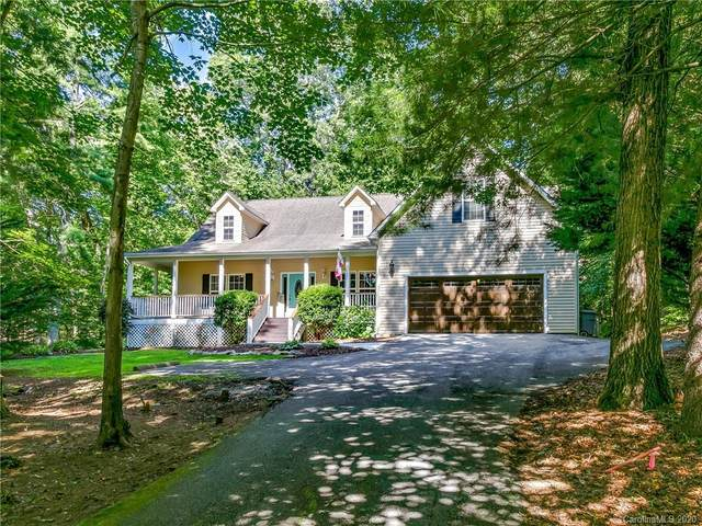 504 Fox Hollow Lane, Mills River, NC 28759 (#3640274) :: Carlyle Properties