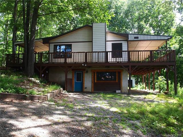 309 Highland Terrace, Clyde, NC 28721 (MLS #3640309) :: RE/MAX Journey