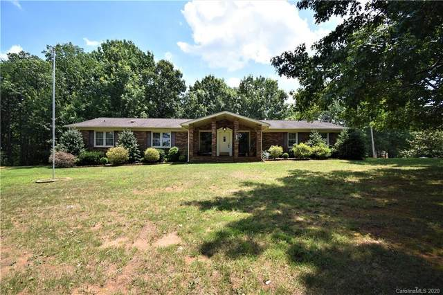 5374 Nc 150 Highway E, Lincolnton, NC 28092 (#3640310) :: Stephen Cooley Real Estate Group