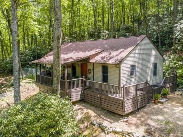 1468 Kyles Creek Road, Hendersonville, NC 28792 (#3640323) :: Odell Realty