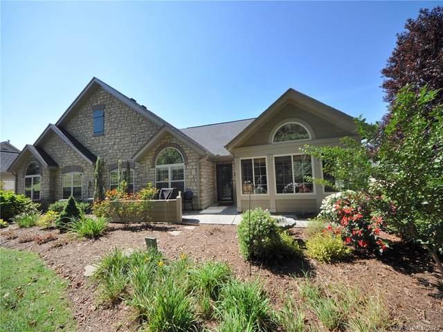 204 Summerfield Place, Flat Rock, NC 28731 (#3640331) :: Zanthia Hastings Team