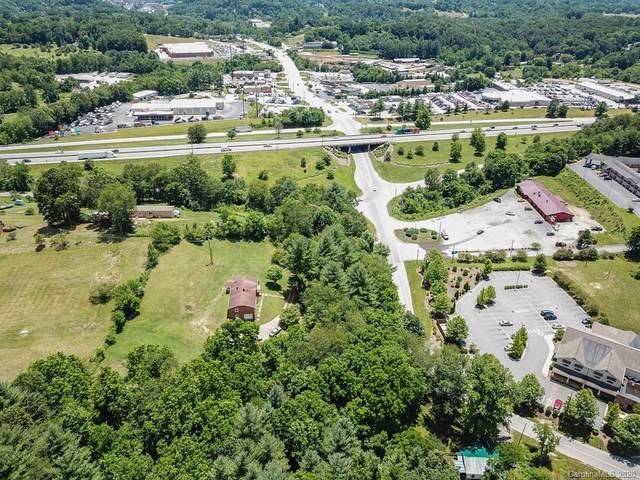 000 Buckeye Cove Road, Waynesville, NC 28716 (#3640351) :: Rinehart Realty