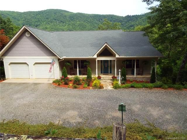 130 Primrose Lane, Whittier, NC 28789 (MLS #3640352) :: RE/MAX Journey