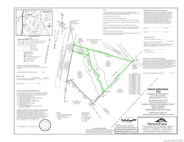19303 Statesville Road B, Cornelius, NC 28031 (#3640374) :: Rinehart Realty