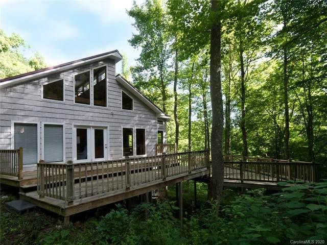 4215 Upper Shut In Road, Hot Springs, NC 28743 (#3640378) :: Johnson Property Group - Keller Williams