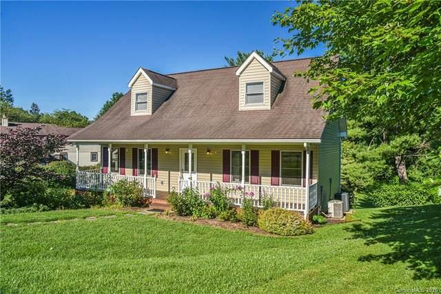 16 Westview Lane, Weaverville, NC 28787 (#3640410) :: Zanthia Hastings Team