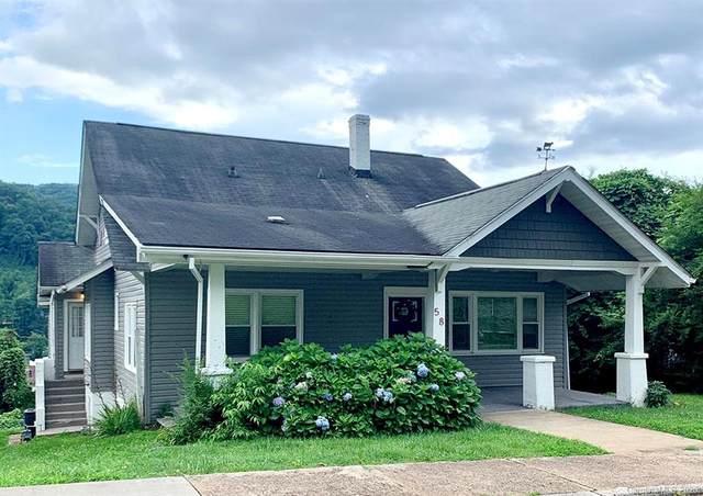 58 Hampton Street, Sylva, NC 28779 (#3640422) :: Carlyle Properties