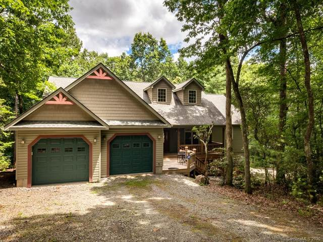 64 French Mill Trail, Mills River, NC 28759 (#3640428) :: Exit Realty Vistas