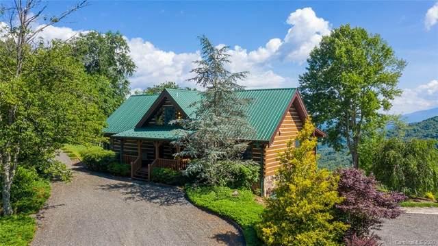 2166 Sweet Creek Road, Bakersville, NC 28705 (#3640442) :: Carlyle Properties