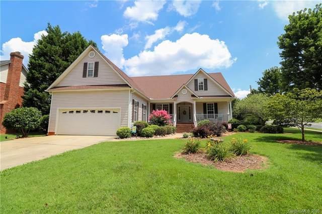 802 Woodmoore Lane, Kannapolis, NC 28081 (#3640447) :: Carolina Real Estate Experts
