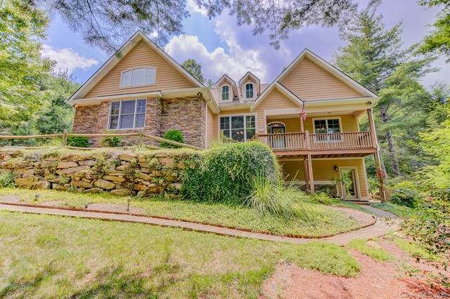 30 Solomons Cove Road #27, Flat Rock, NC 28731 (#3640467) :: IDEAL Realty