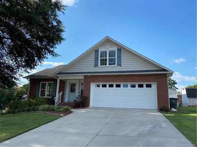 587 Marigold Drive, Kannapolis, NC 28083 (#3640469) :: Robert Greene Real Estate, Inc.