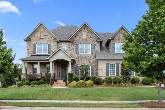 8205 Caesars Head Drive, Waxhaw, NC 28173 (#3640551) :: Puma & Associates Realty Inc.