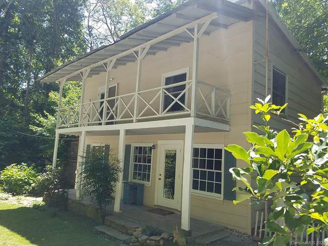 4842 Chimney Rock Road, Bat Cave, NC 28710 (#3640622) :: High Performance Real Estate Advisors