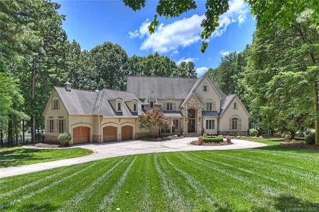 120 Brownstone Drive, Mooresville, NC 28117 (#3640623) :: LePage Johnson Realty Group, LLC