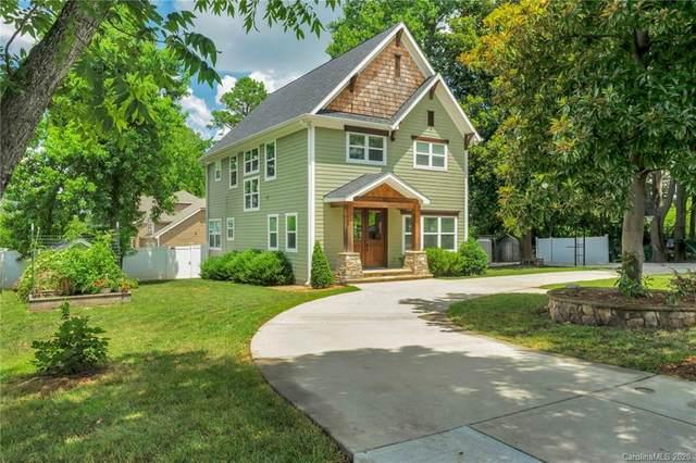 1505 Lomax Avenue, Charlotte, NC 28211 (#3640625) :: Keller Williams South Park