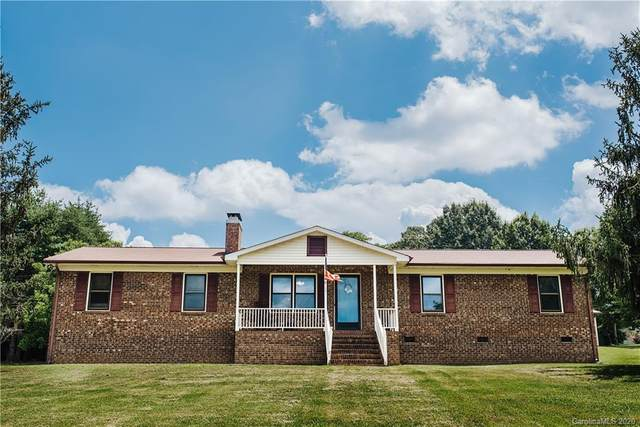 480 Anderson Grove Church Road, Albemarle, NC 28001 (#3640628) :: Odell Realty