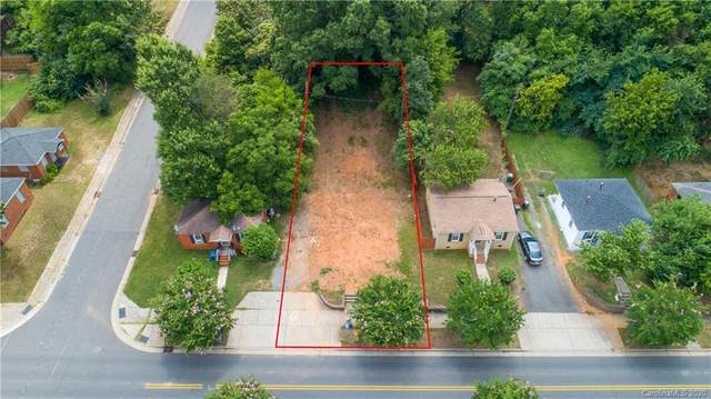 1316 Seigle Avenue, Charlotte, NC 28205 (#3640690) :: Odell Realty